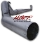 "MBRP 5"" Aluminized Turbo-Back Exhaust Single Side"