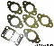 BD-Power Exhaust Manifold Gasket Set