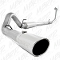"MBRP Aluminized 4"" Turbo Back Exhaust"