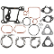 Mahle Turbocharger Mounting Gasket Set 11-14 Ford Powerstroke