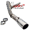 "MBRP 4"" Ford Exhaust System Aluminized (Filter-Back)"