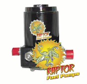 "PureFlow Raptor RP-150 Fuel Pump (150 GPH) ""Quick Connect"""