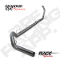 "Diamond Eye 4"" Alum - DPF Race Turbo-Back Single"