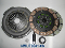 99-03 Ford Powerstroke 6 Speed Valair Ceramic & Kevlar Clutch