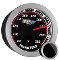 GlowShift Tinted Series Transmission Temperature Gauge